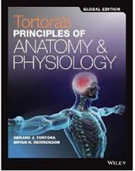Principles of anatomy & physiology / Gerard J. Tortora, 15th ed