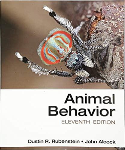 Animal behavior / Dustin R. Rubenstein, John Alcock