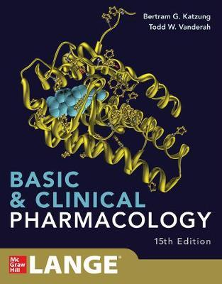 Basic & clinical pharmacology / edited by Bertram G. Katzung