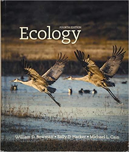 Ecology. William D. Bowman