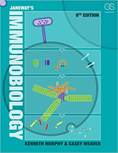 Janeway's immunobiology / Murphy, Kenneth (Kenneth M.), 2016;9th edition.