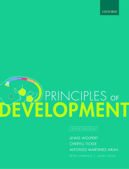 Principles of development Wolpert 6ed.